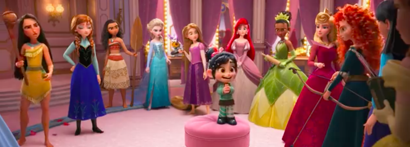 I M A Princess Too Ralph Breaks The Internet Proves Disney Doesn T Understand Its Own Princesses Princess State Of Mind