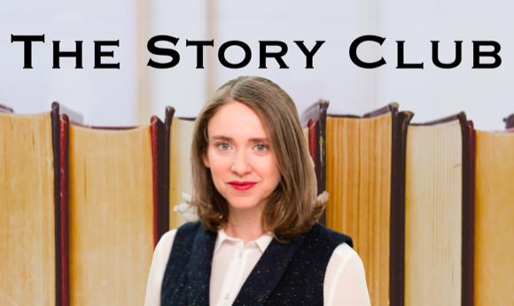 Story Club Logo with Faith